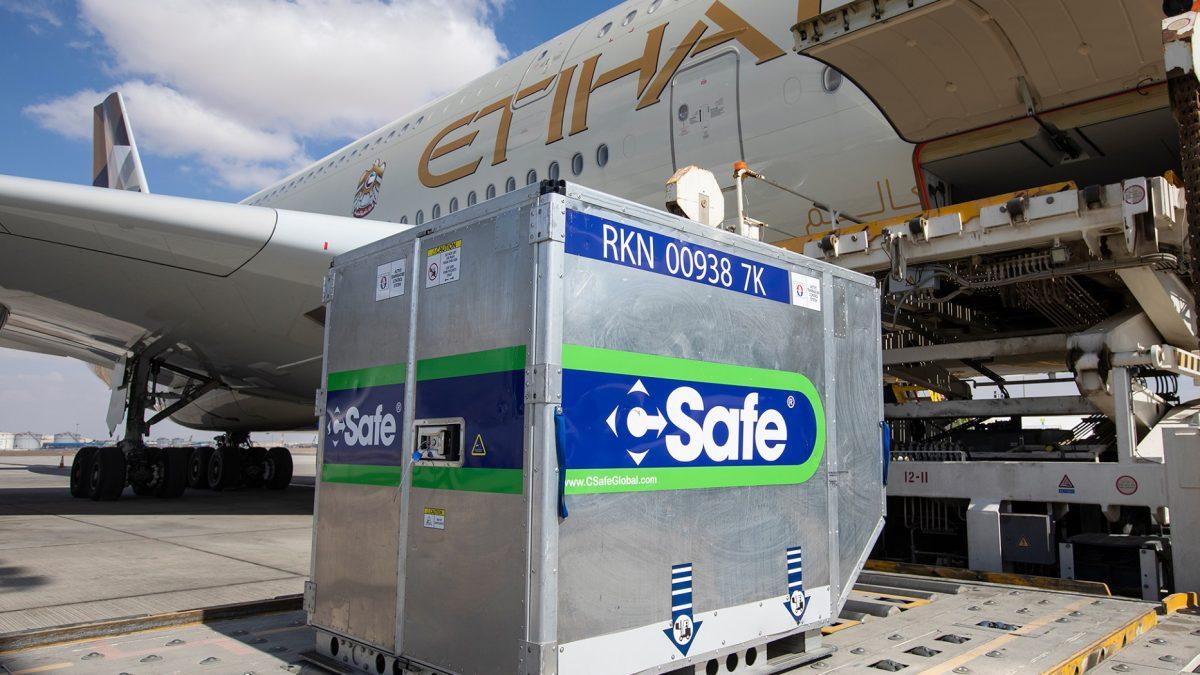 Etihad's cargo IATA CEIV certification opens membership to cool chain association