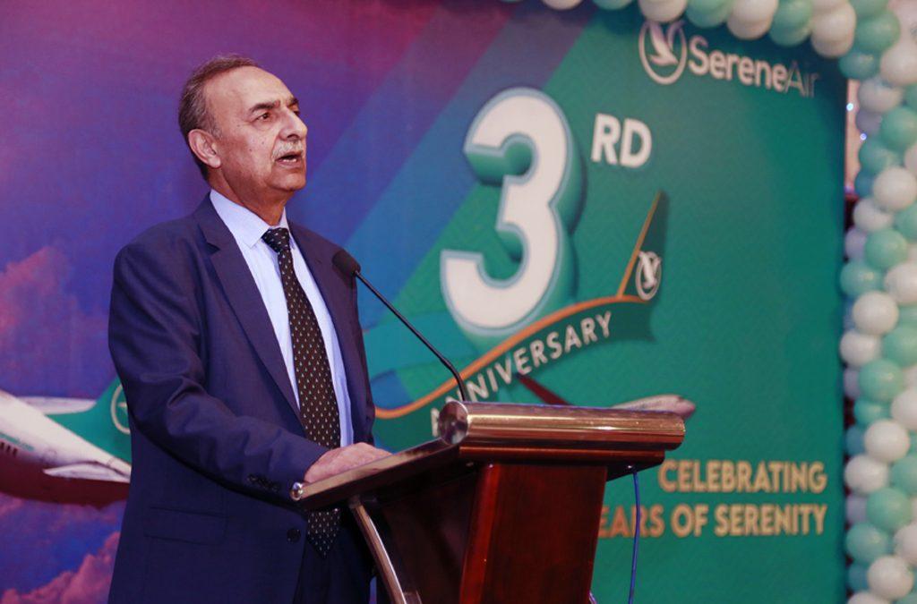SereneAir celebrates 3rd anniversary
