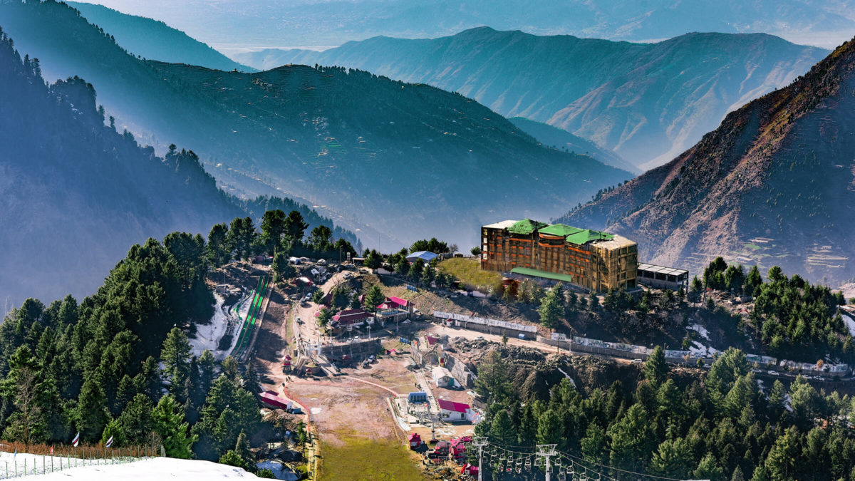 Pearl-Continental Hotel, Mountain & Ski Resort Malam Jabba is now open