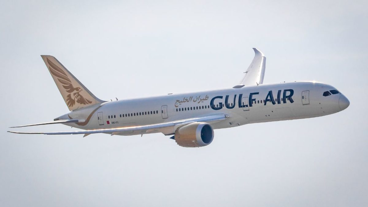 Gulf Air Resumes Flights from Pakistan to Bahrain