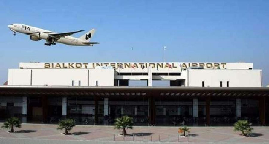 Sialkot International Airport resumes operations