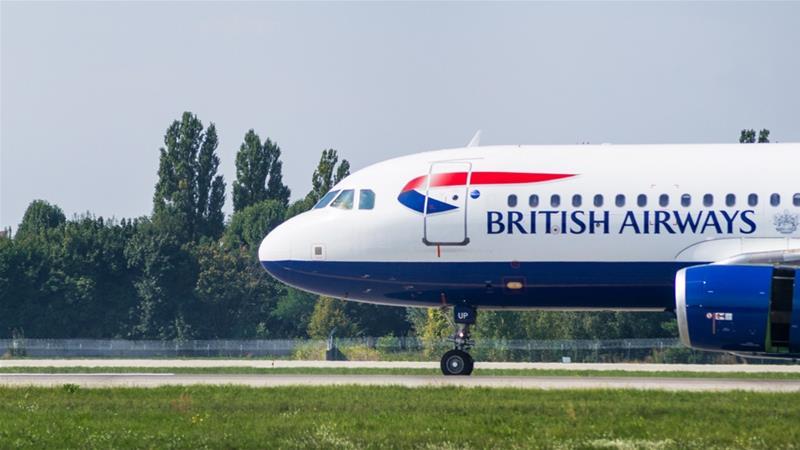 British Airways resumes flight operation for Pakistan