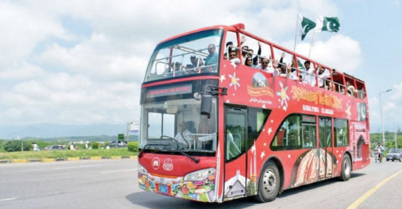 Trial for double-decker bus service conducted
