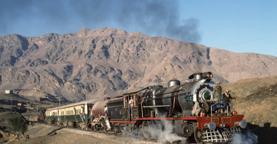 Launch of steam safari train to boost tourism in KP
