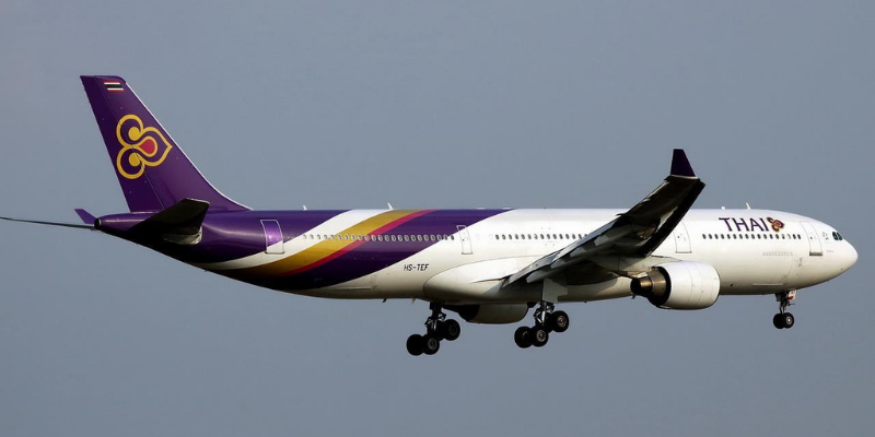 THAI Operates Two Special Flights to Stockholm, Sweden in November