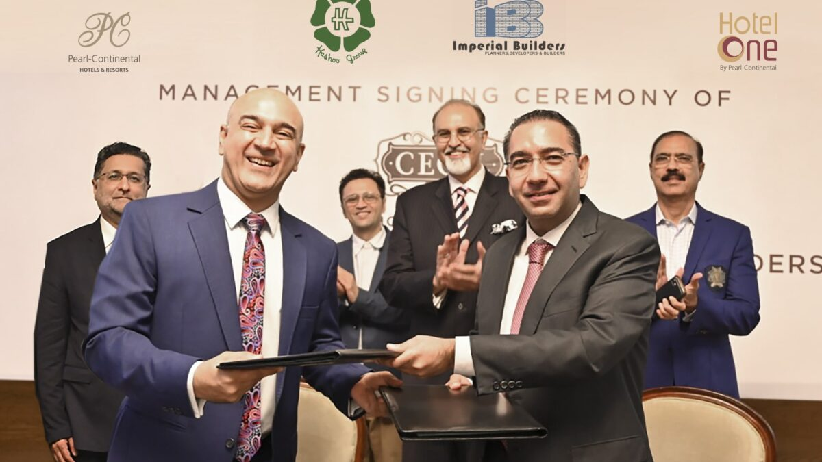Hashoo Group & Imperial Builders partner to re-launch historical Cecil Hotel in Murree
