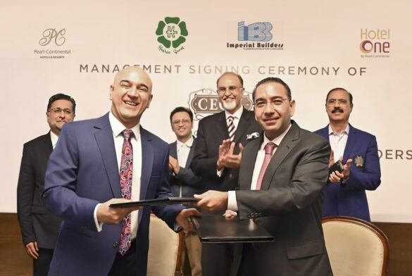 Pakistan's leading hotel group will manage the heritage hotel building, introduce five-star standards and bring back its past glory.