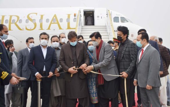 New private airline in Pakistan start flight operations